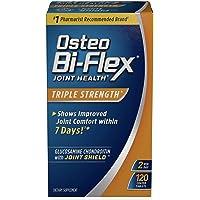 OsteoBiFlex 5-Loxin Triple Strength 120 Tablet SKT:12/2020
