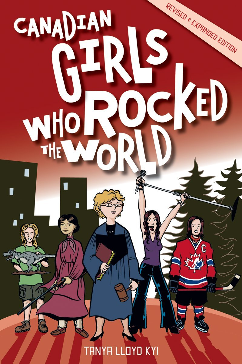 Download Canadian Girls Who Rocked the World ebook