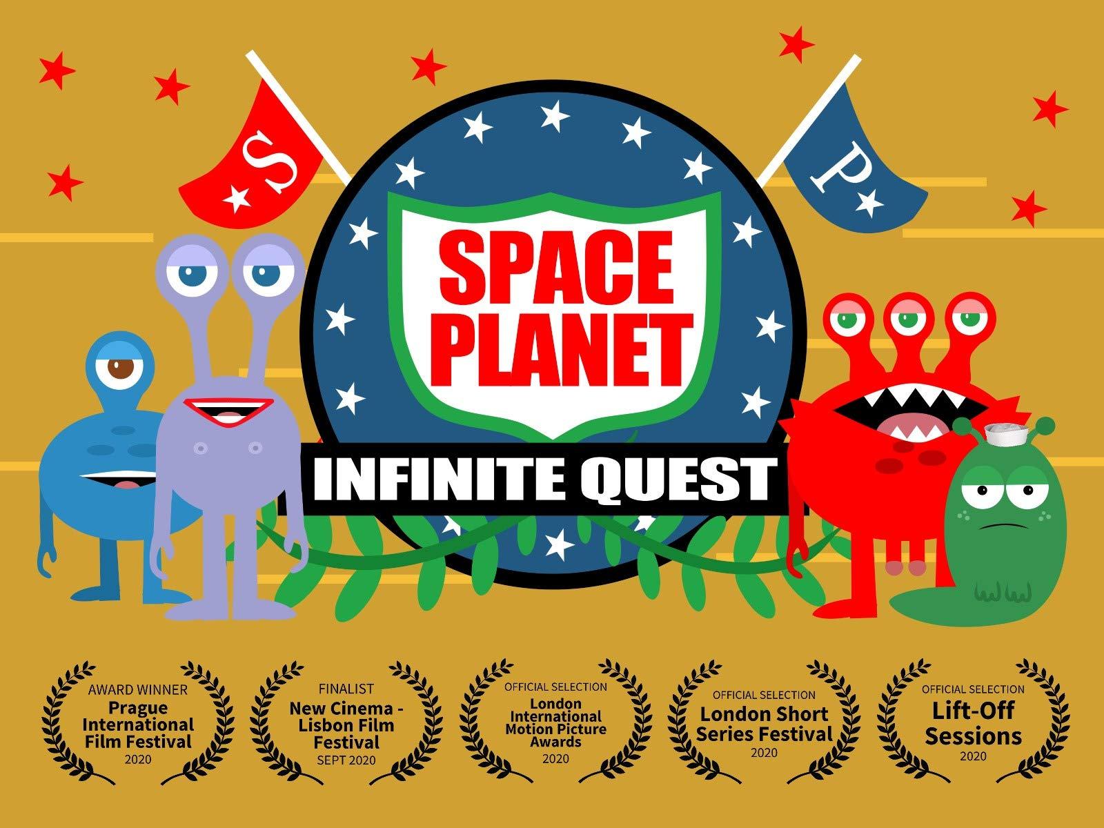 Space Planet: Infinite Quest on Amazon Prime Video UK