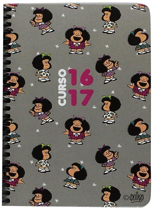 Grafoplas 75170423 Mafalda - Agenda escolar, A6, 16/17 ...
