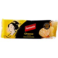 Fantastic Cheese Rice Crackers 100 g, 100 g