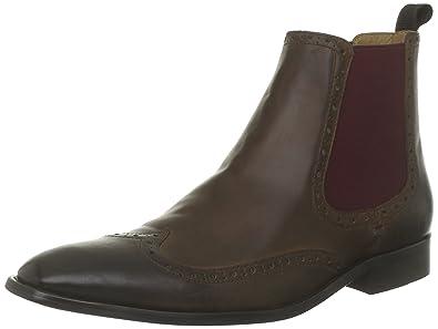 Belmondo cognac Boots 41 Eu Marron Homme 850724e 7FqzB