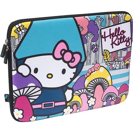 Sanrio Sanlc0026 - Maletín para ordenador portátil, diseño de Hello Kitty, 38,1