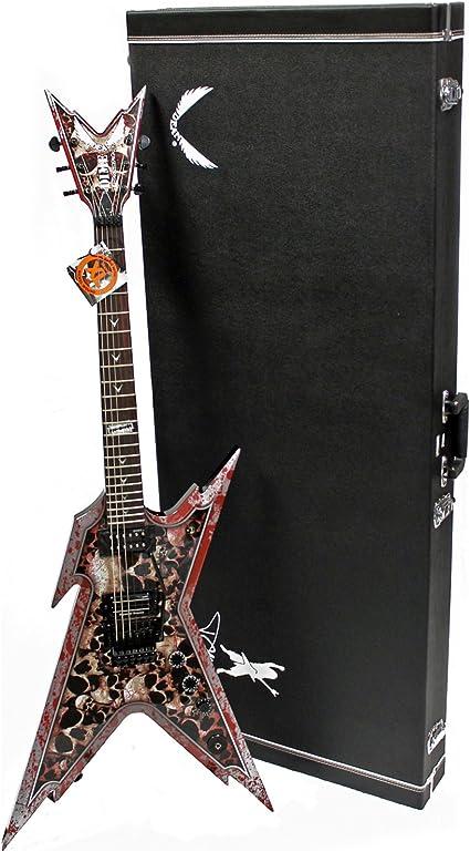 NUEVO Dean Guitars Razorback guitarra eléctrica, diseño de ...