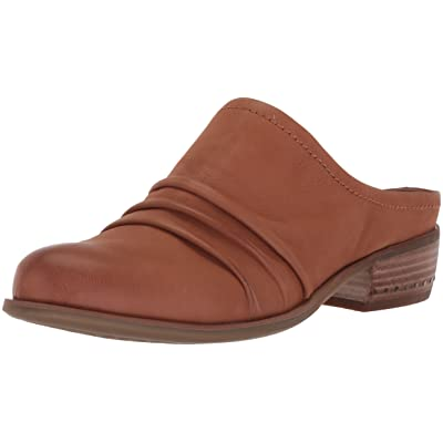 Amazon.com | Aerosoles Women's Out WEST Mule, tan Leather, 6 M US | Mules & Clogs