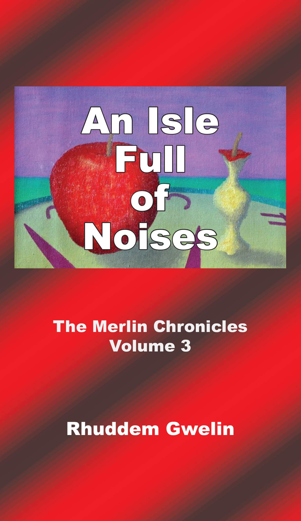 Image result for an isle full of noises gwelin
