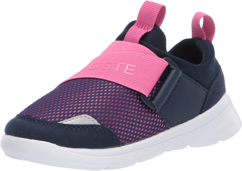 Lacoste Kids' Lt Dash Slip 120 1 Sui Sneaker