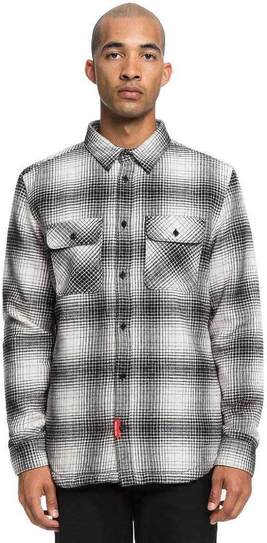 DC Shoes Ombre Flannel - Camisa de Manga Larga para Hombre ADYWT03065: Amazon.es: Ropa y accesorios