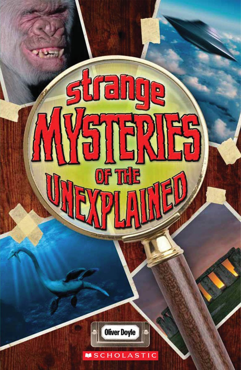 Strange Mysteries of the Unexplained PDF