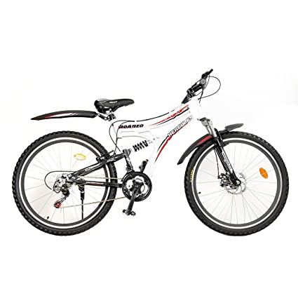 5a2af16864a Image Unavailable. Image not available for. Colour: Hercules Roadeo A100 VX  26T 21 Speed Mountain Bike ...