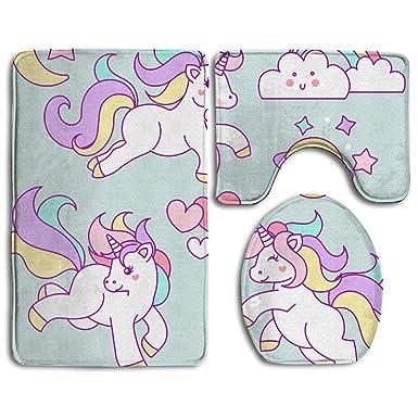 Musical Non-Slip Potty Colourful Design Pink Unicorn