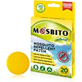 Mosbito Mosquito Repellant 20 Patch Amazon In Baby
