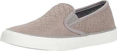 Seaside Emboss Weave Sneaker