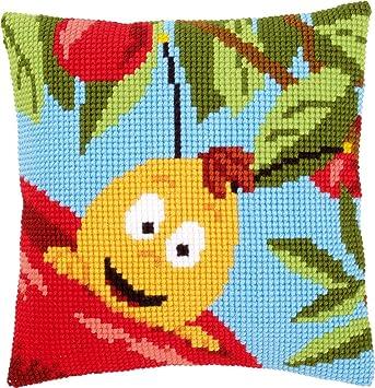Amazon.com: Vervaco – Kit para Willy y rojo Apple cojín ...