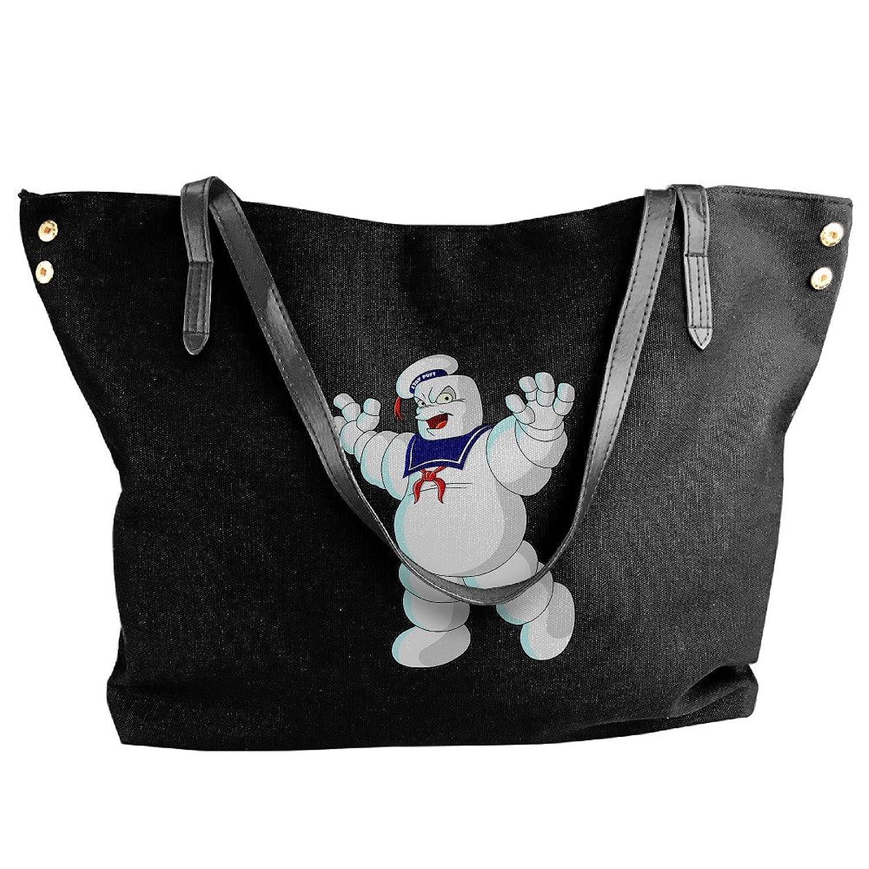 Ghostbusters Stay Puft Marshmallow Man Handbag Shoulder Bag For Women