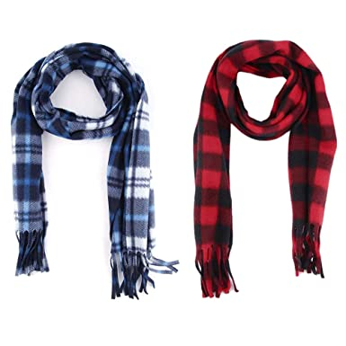 fc0db0236c3 Ramanta Combo of Men s Women s Casual Soft and Warm Woolen Mufflers for  Winter (Assorted Colors