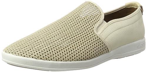 ALDO Alberic, Zapatos sin Cordones Hombre, Beige (Bone), 44 EU: Amazon.es: Zapatos y complementos