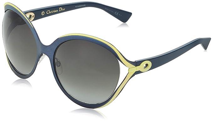 Dior Sonnenbrille Dior-elle1-6mvpt-61 Gafas de sol, Negro ...