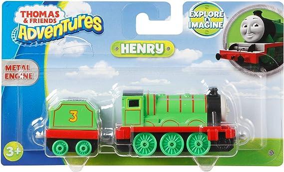 Thomas /& Friends Adventures Explore /& en métal Imagine Engine James
