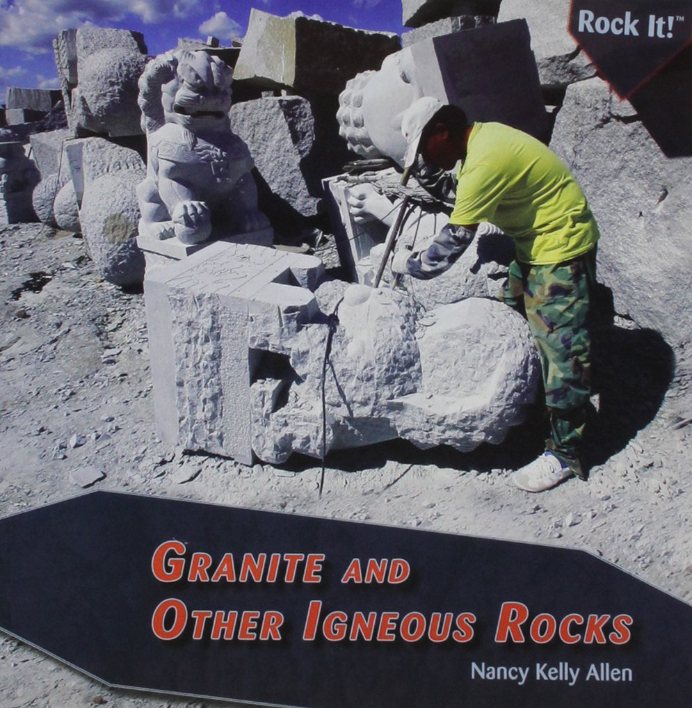 Granite and Other Igneous Rocks (Rock It!) pdf