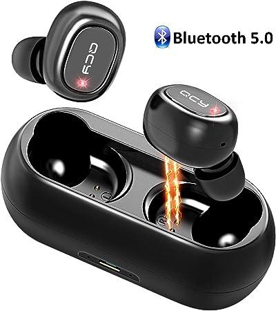 Bluetooth Kopfhörer Schwarz Kabellose Ohrhörer Wireless Headset In Ear