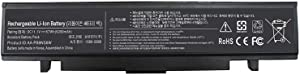LNOCCIY 6-Cell AA-PB9NC6B Laptop Battery for Samsung R420 R430 R440 R458 R468 R470 R480 RV408 RV510 RC512 RF511 R519 R520 R530 R540 R580 R730 Q320 Q430 Np550P5c Np365e5c