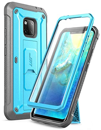 cheap for discount 7fdfb 79b40 SUPCASE Huawei Mate 20 Pro Case, Full-Body Rugged Holster Case with  Built-In Screen Protector for Huawei Mate 20 Pro/LYA-L29 (2018 Release),  Unicorn ...