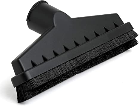Amazon Com Workshop Wet Dry Vacs Wet Dry Vacuum Accessories Ws17814a Wet Dry Vac Floor Brush Attachment For 1 7 8 Inch Wet Dry Shop Vacuum Hose Black Home Improvement