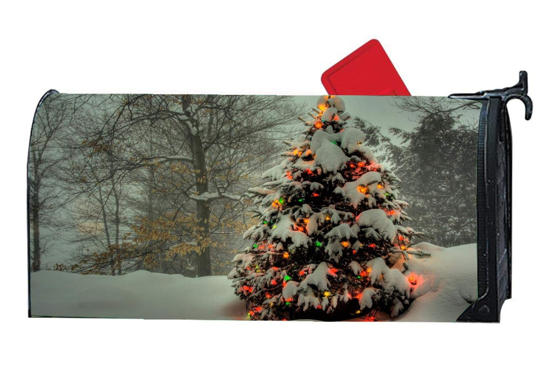 Christmas Tree Lights Winter