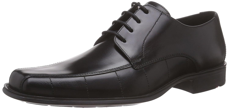 Lloyd Dover, Zapatos de Cordones Derby para Hombre 42 EU|Negro (Negro 0)