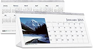 product image for House of Doolittle Earthscapes Scenic Tent Calendar 12 Months January 2012 to December 2012, 8.5 x 4.25 Inch, Color Photo, Recycled (HOD3649)