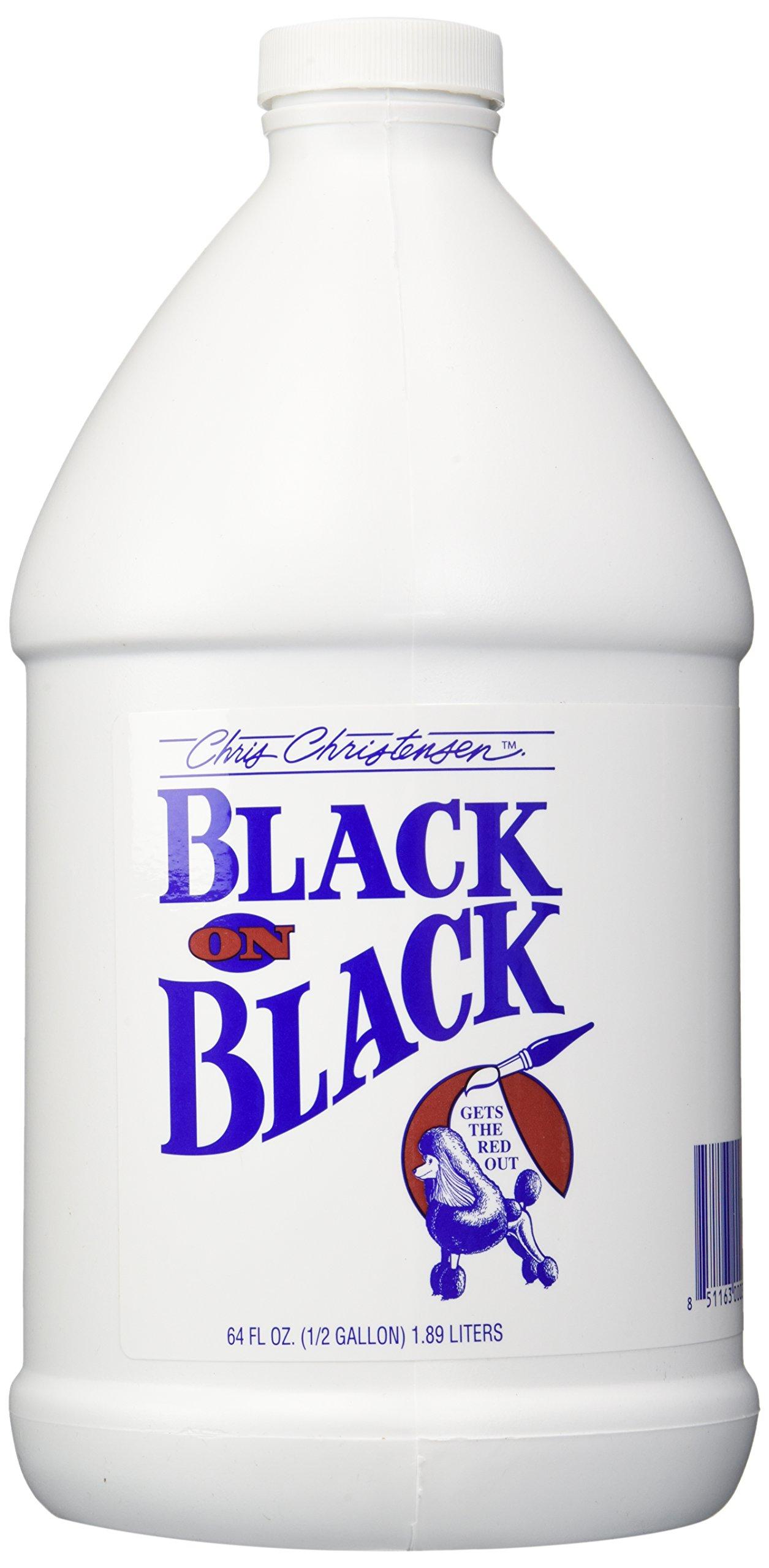 Black On Black Shampoo 64 oz by Chris Christensen
