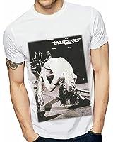Roll village men 39 s t shirt nirvana hanson for Iggy pop t shirt amazon