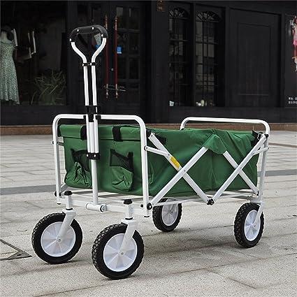 11b60f935706 Hand truck Nationwel High Capacity Oxford Cloth Bag Shopping Cart/Go ...