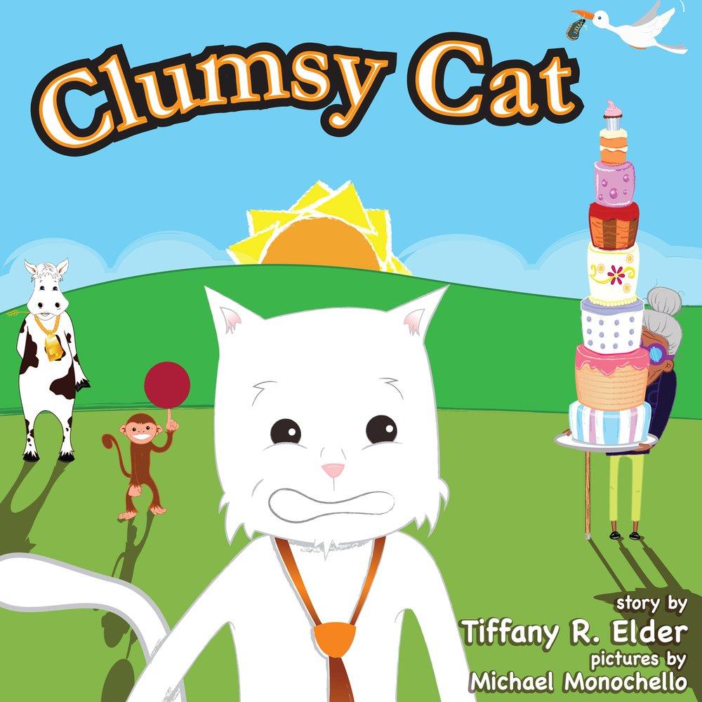 Download Clumsy Cat ebook