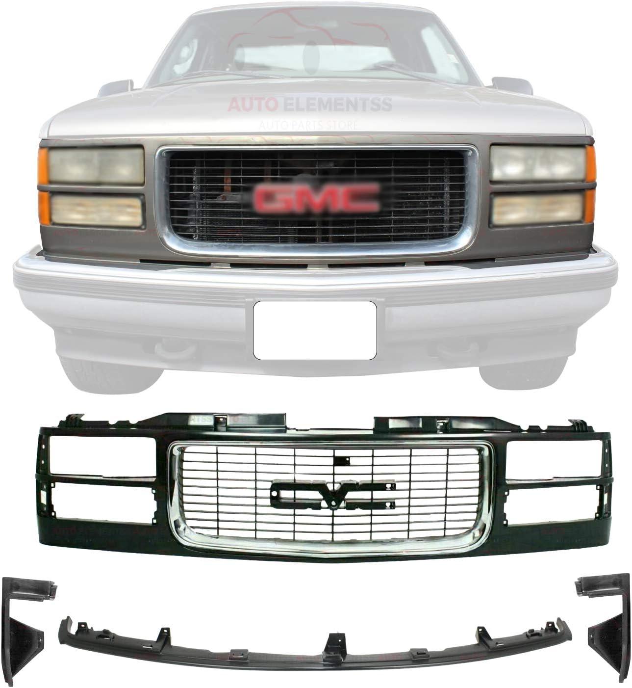 Front and Rear Bumper//Fascia Face  Eldorado GM INSERT ASSEMBLY 3526806 INSERT
