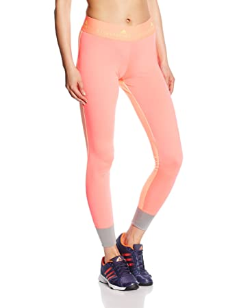 2c0a81994ac75a adidas SC Sports Outerwear Tights, Unisex, Oberbekleidung Sc Sport Tight,  coral, L