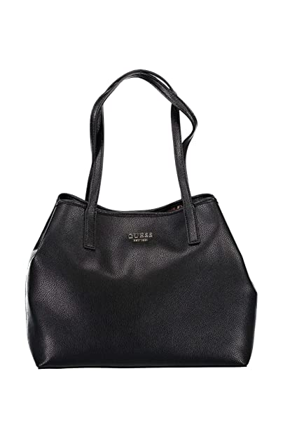 GUESS JEANS BORSA DONNA NERO GUESS