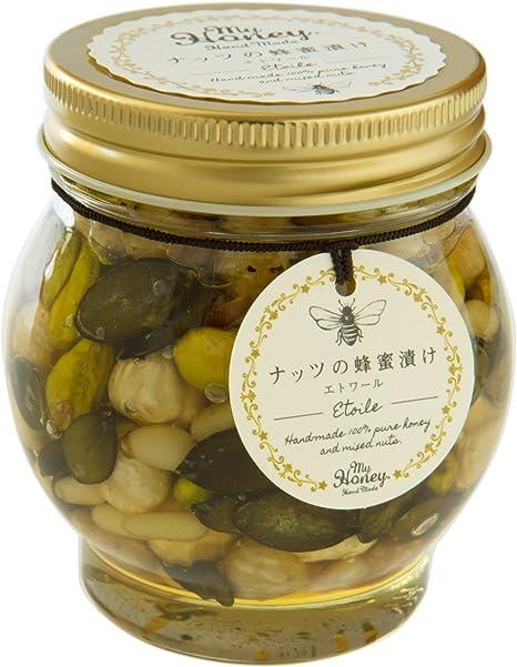 【公式】【低GI食品】ナッツの蜂蜜漬け エトワール (200g)