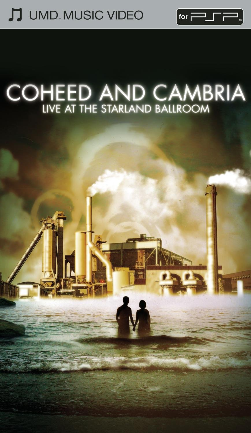 Coheed and Cambria: Live at the Starland Ballroom [UMD Mini For PSP] by Sony
