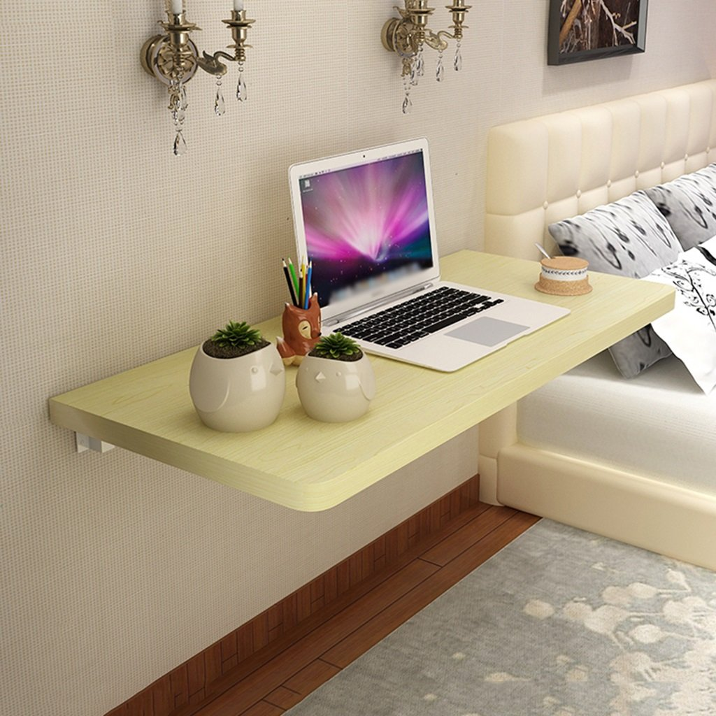 70cm40cm Wall-Mounted Folding Dining Table Computer Desk Household Simple Wall Table Side Table (Size   70cm40cm)