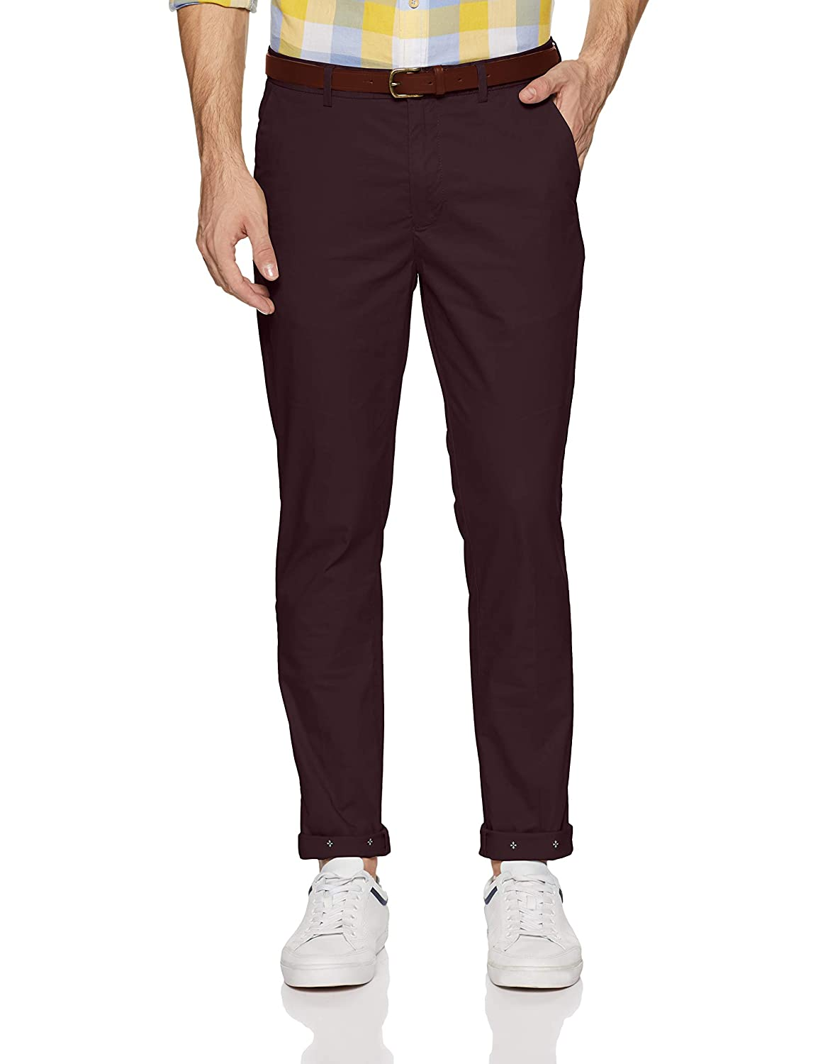 Scotch & Soda Mott-Classic Chino with Clean Outlook, Pantalones para Hombre