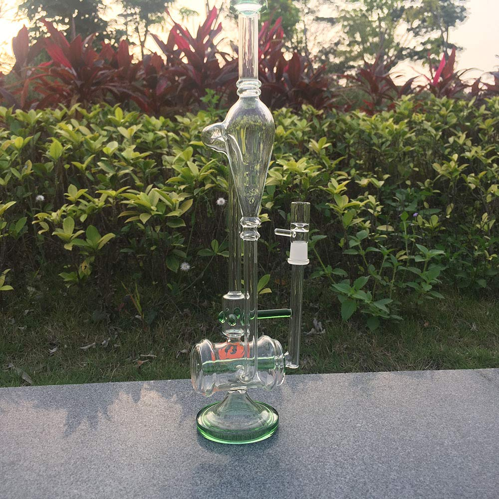 15.6 inch Thick and Durable Double Glass Bub - BTLA029 by bouladfans (Image #4)