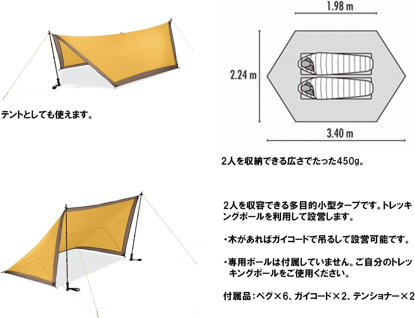 MSR E-Wing Tent