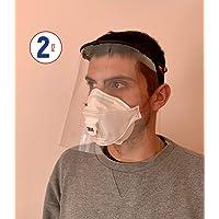 Tayg Build - Pantalla Protectora facial (2 unidades)