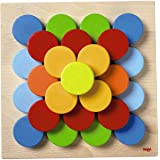 Haba Color Buttons Pegging Game