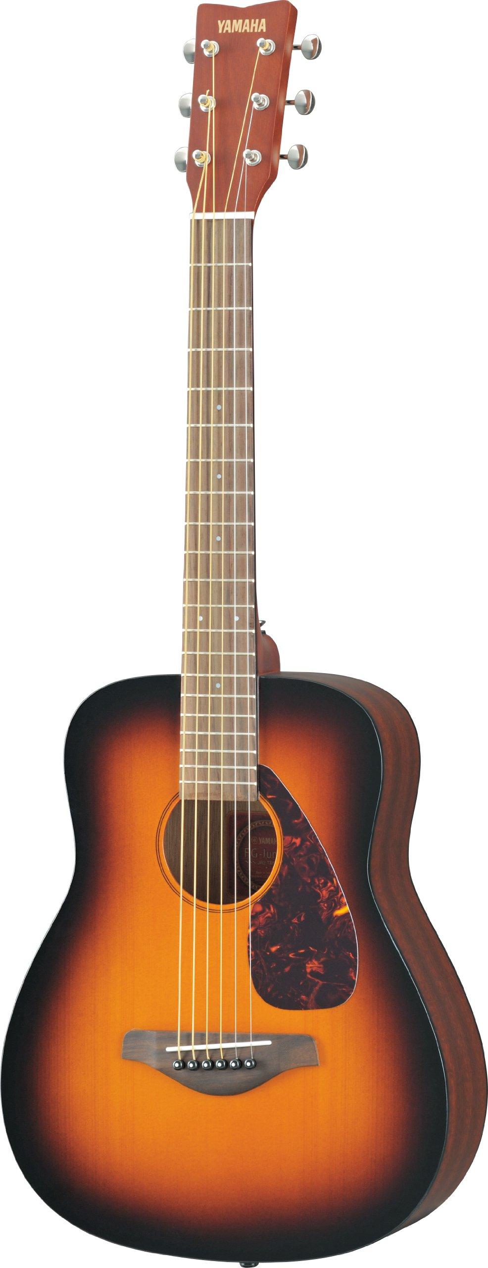 Yamaha JR2TBS 3/4 Scale Guitar Tobacco Sunburst