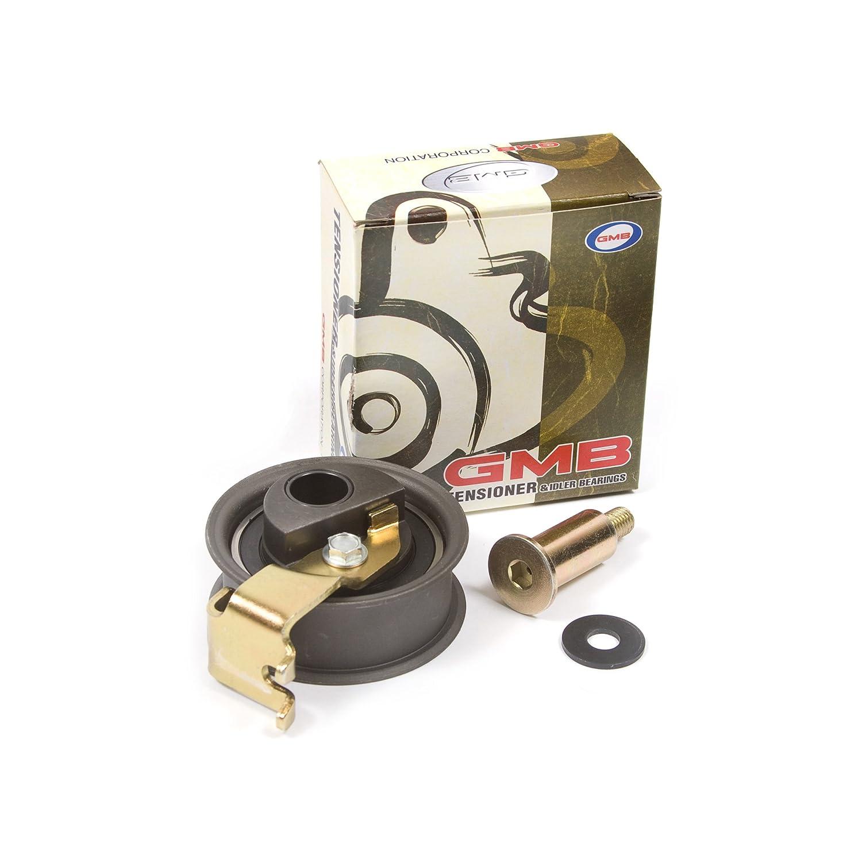 Amazon.com: Fits 01-06 Audi Volkswagen Turbo 1.8 DOHC 20V Timing Belt Kit w/Hydraulic Tensioner GMB Water Pump: Automotive