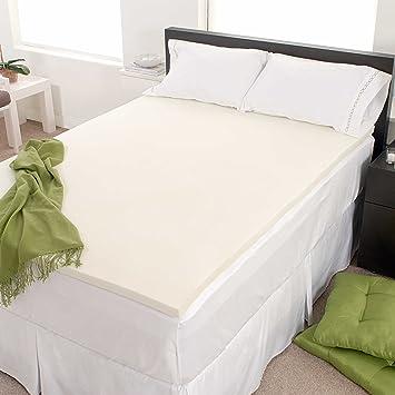 33LB Firm Full 2 inch foam mattress topper Save $300