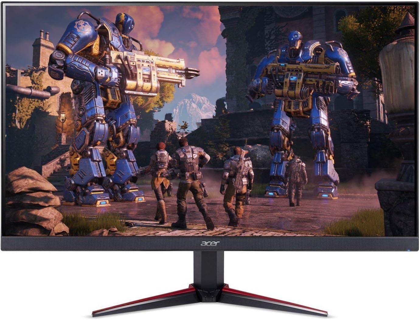 Acer Nitro VG0 27in Widescreen Monitor Display Full HD (1920 x 1080) 1ms 75Hz (Renewed)